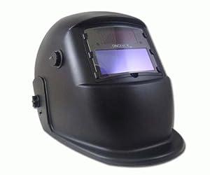 LONGEVITY Powerview Elite Auto Darkening Mig Tig Stick Plasma Cutter Welding Helmet Mask by Longevity Global