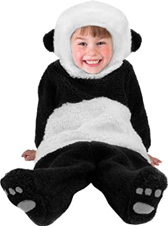 child 39 s toddler panda bear animal costume 2 4t infant and toddler costumes baby. Black Bedroom Furniture Sets. Home Design Ideas