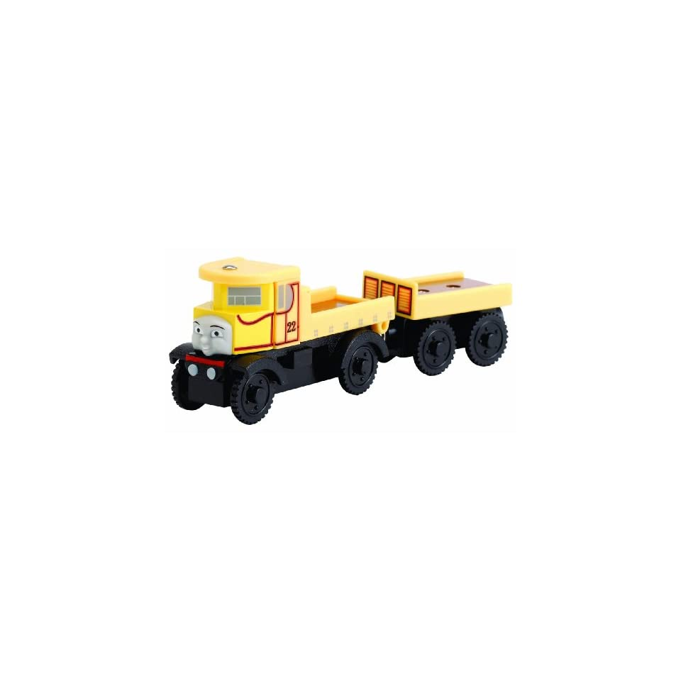 Thomas And Friends Wooden Railway Max And Monty The Dump Trucks On