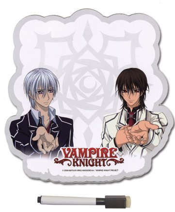 Vampire Knight Group Pad w/ Dry Erase Marker Magnet