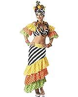 Adult Cha Cha Costume (Size:Large 10-12)