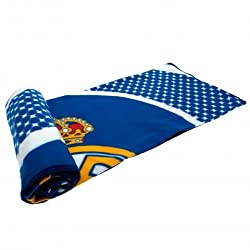 Real Madrid C.F. Fleece Blanket BE
