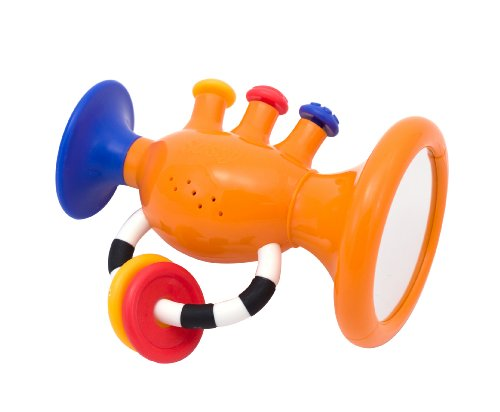 Sassy Trumpet Tunes Developmental Toy