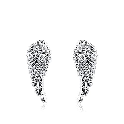 Papaya' 925 Silver Wings orecchini per le donne / uomini