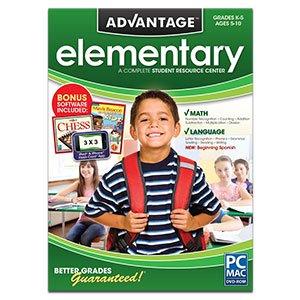 Elementary Advantage with Mavis Beacon Keyboarding Kidz Kids Typing (Encore Elementary Advantage compare prices)