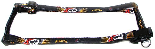 Hunter MFG 5/8-Inch Pittsburgh Pirates Adjustable Harness, X-Small