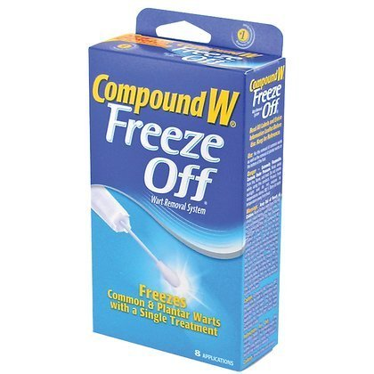 Compound W Freeze Off Wart Removal System, 8 ct.