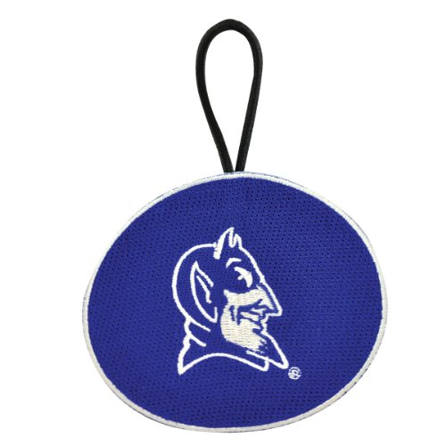 NCAA Duke Blue Devils 3 Sided 3D Embroidered Ornament at Amazon.com