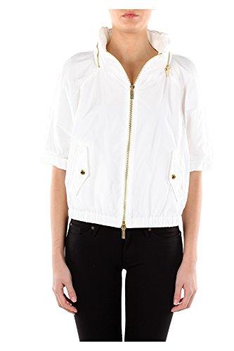 Giacche Michael Kors Donna Poliestere Bianco e Oro MH42H45GV2WHITE Bianco XL