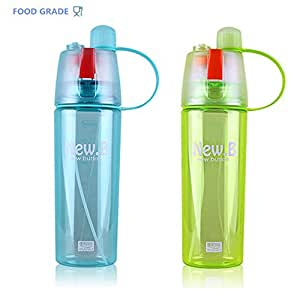 Buy Latest Model with Spray Water Bottle 600ML for Kids ...