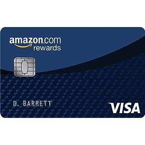 Amazon Amazon Rewards Visa Card Credit Card fers