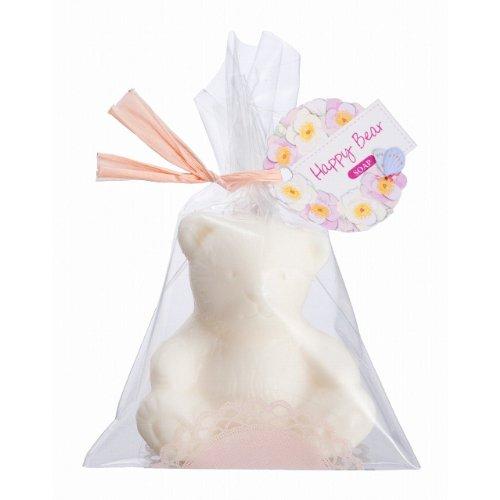 HappyBear ハッピーベアソープ 香り付き ホワイト