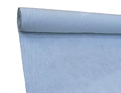 "Sound Suppress jGh014A2 100 sq. ft. 4' x 25' x 0.125"" Premium PET Underlayment for Laminate & Engineered Wood Floors"