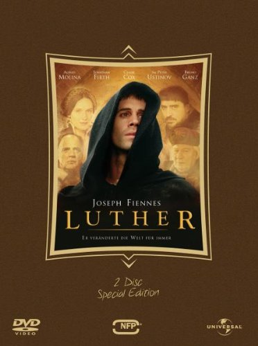 Luther (Book Edition, Special Edition)