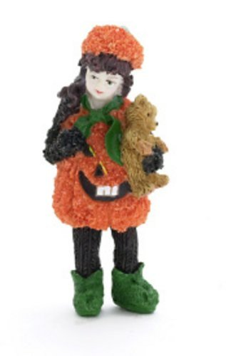 Dollhouse Doll PUMPKIN DOLL - 1