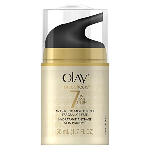 Olay Total Effects Anti-Aging Fragrance Free Moisturizer 1.7