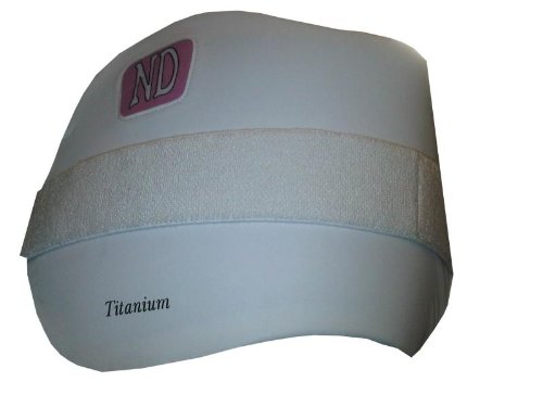 ND Cricket Protection Chest Guard/Pad Titanium Senior