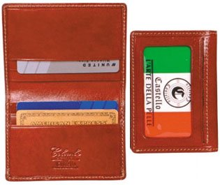 Castello Leather Colombo Gusseted Card Holder Wallet - Buy Castello Leather Colombo Gusseted Card Holder Wallet - Purchase Castello Leather Colombo Gusseted Card Holder Wallet (Castello, Apparel, Departments, Accessories, Wallets, Money & Key Organizers, Money Clips)