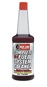 Red Line 60103-12PK Complete SI-1 Fuel System Cleaner - 15 Ounce, (Pack of 12)