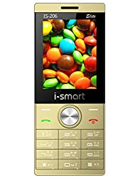 i-smart IS 206(Champagne Gold)