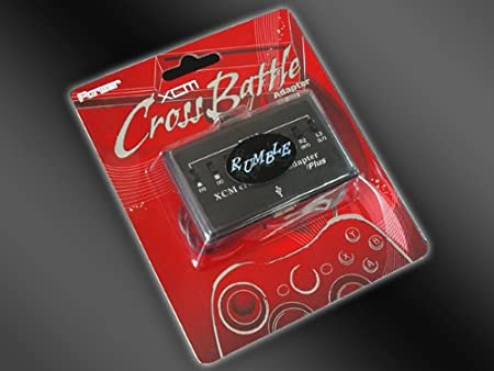 XCM Cross Battle adapter plus RUMBLE