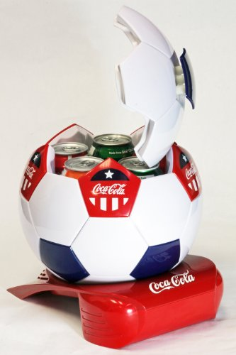 Coca Cola Drink Cooler front-23574