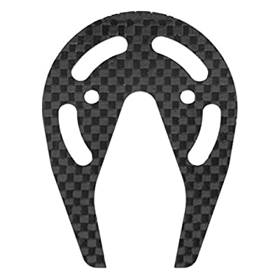 RioRand® CRW Upgrade Part Gear Protectors Carbon Fibre for Parrot Ar Drone 2.0 Quadcopter(RR-FN712*4)