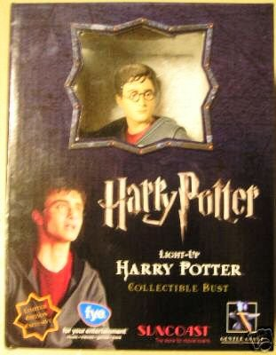 Harry Potter LIGHT UP EXCLUSIVE Mini Bust Gentle Giant - Buy Harry Potter LIGHT UP EXCLUSIVE Mini Bust Gentle Giant - Purchase Harry Potter LIGHT UP EXCLUSIVE Mini Bust Gentle Giant (gentle giant, Toys & Games,Categories,Action Figures,Collectibles)