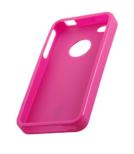 ZUB iPhone Schutzhülle STK iPhone 4 TPU Case