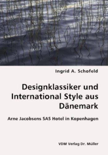 Designklassiker und International Style aus Dänemark: Arne Jacobsens SAS Hotel in Kopenhagen