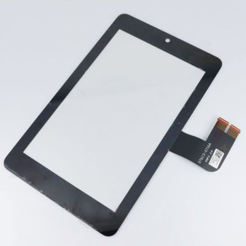 "7"" Inch Asus Memo Pad Me173 Me173X Lcd Display Or Touch Screen Digitizer Replacement Part (Outer Touch Digitizer With Asus Logo)"