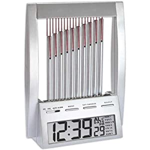 Electronic Chime Alarm Clock