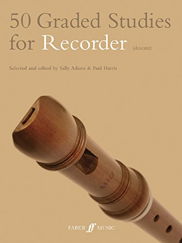 50 Graded Studies for Recorder (Faber Edition)