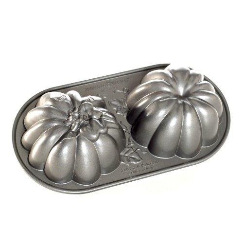 Nordic Ware Platinum 3-D Pumpkin Pan