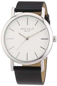 Mike Ellis New York Damen-Armbanduhr Analog Quarz Kunstleder L2979/2