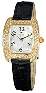 Le Vian Women's ZAG 43 Milano Diamond 18k Gold Watch from Le Vian