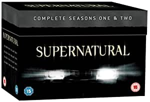 Supernatural: Limited Edition Complete Season 1 & 2 Box Set (Exclusive To Amazon.co.uk) [DVD]