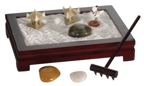 Toysmith Mini Zen Garden - Colors May Vary front-1007530