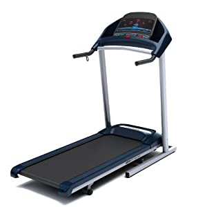 Merit Fitness 715t Plus Treadmill by Horizon Fitness