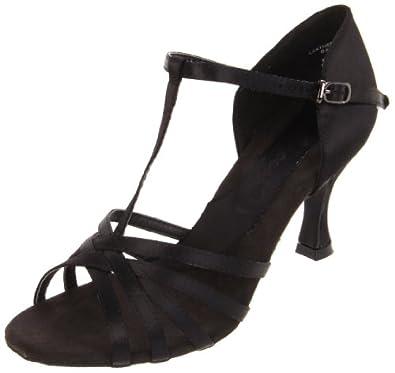 Buy Capezio Ladies Dancesport Ashley 2.5 Inch Sandal by Capezio