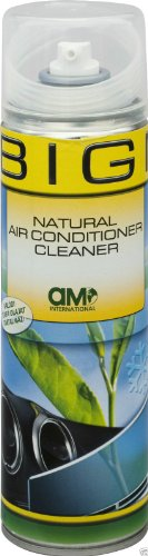 AM International Air Conditioning Cleaner & Purifier Tea Tree Extract Fragrance Eliminates Odours-500 Ml