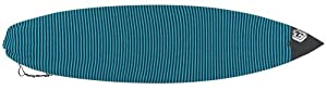 Creatures of Leisure Universal Stretch Sox Board Cover, 5-Feet 8-Inch, Aqua/Black