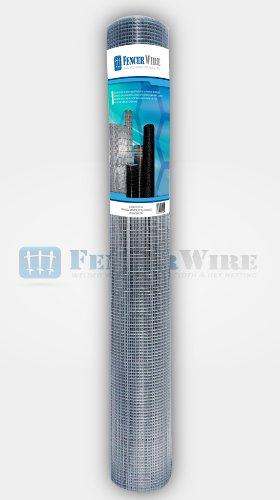 Fencer Wire Hardware Cloth 23 Gauge Galvanized 36