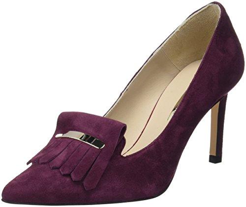 HANNIBAL LAGUNA Donna Consta scarpe rosso Size: 41