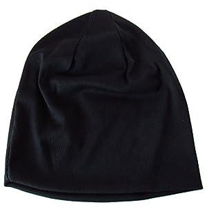 ニット帽子 オールシーズン オーガニックコットン ワッチ 日本製 医療用帽子 110217-0099-58