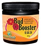 Green Planet Nutrients - BUD BOOSTER (1kg) | Original Bloom Additive - High Level of Phosphorus, Helps Promote Blooming and Assists in the Plant's Metabolism During The Middle of the Flowering Stage.