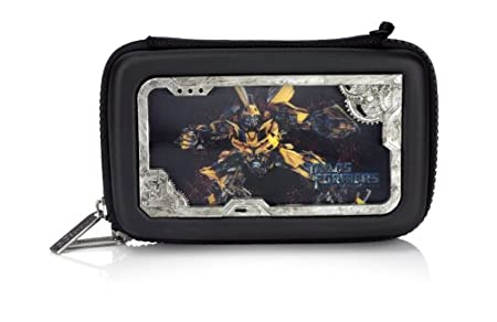 3DS Transformers Cybertanium Case - Bumblebee