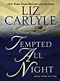 Tempted All Night (Thorndike Core)