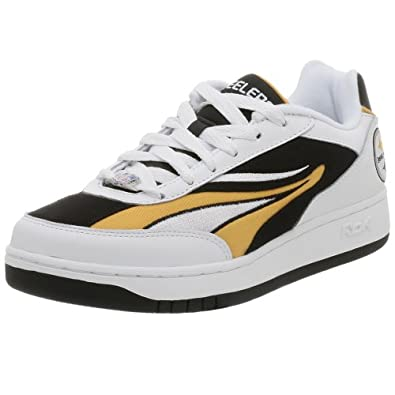 Amazon.com: Reebok Men's NFL Recline PH Steelers Sneaker, Pittsburgh