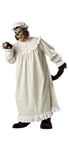 In Character Costumes - Big Bad Wolf Adult Large